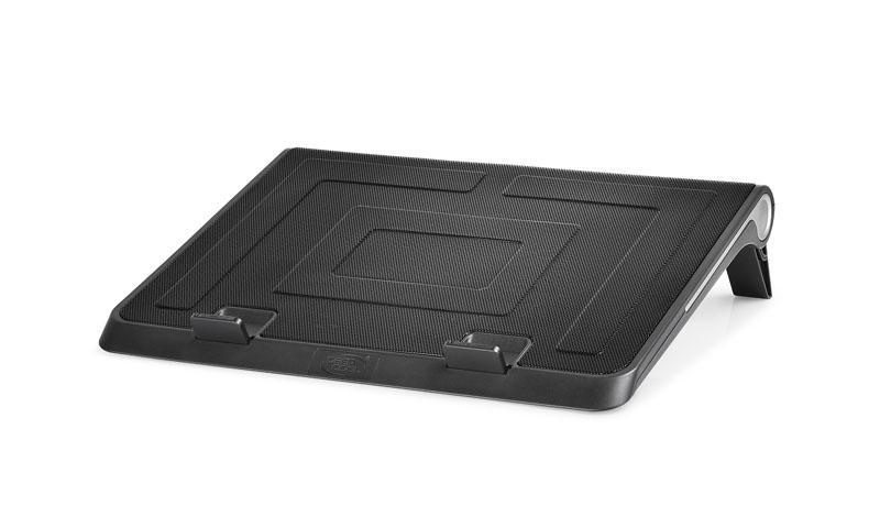"Охладител за лаптоп DeepCool N180 FS, 17"", 180 mm, Черен"