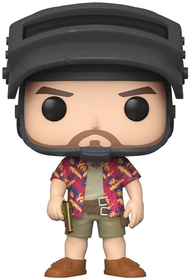 Фигурка Funko POP! Games: PUBG - Hawaiian Shirt Guy #557
