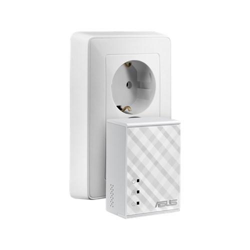 ASUS PowerLine PL-N12 AV 500Mbps, 300 Mbps 802.11n Wi-Fi, 2 бр. в пакет
