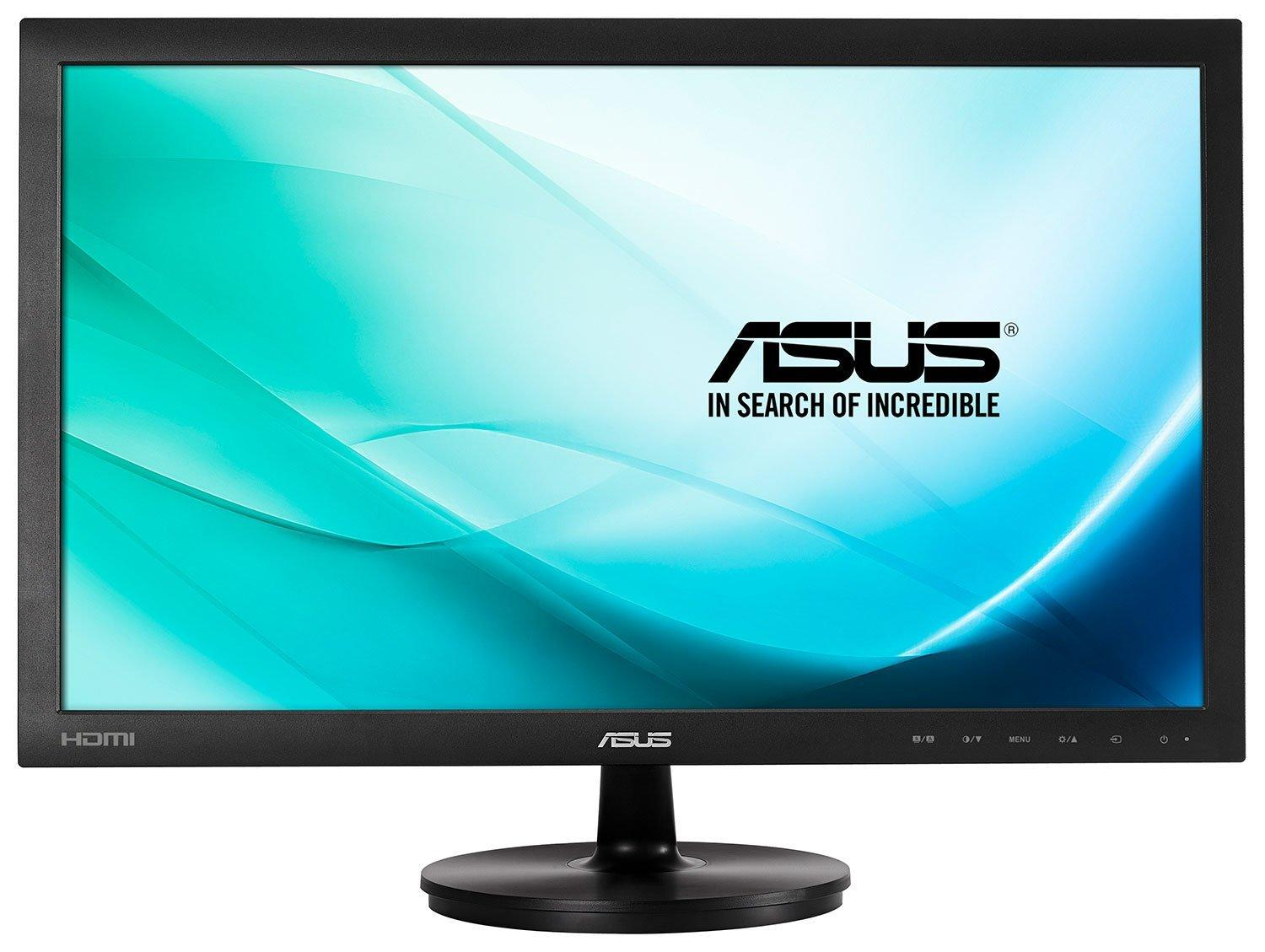 "Монитор ASUS VS247HR, 23.6"" WLED TN, FullHD, 2 ms,D-sub, HDMI, DVI-D"