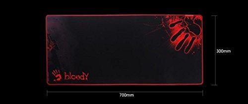 Геймърски пад Bloody B-087S X-Thin, Черен