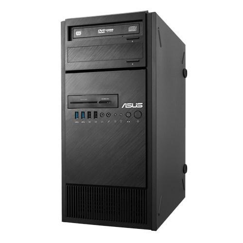 Работна станция ASUS ESC500 G4 M6Z Xeon E3-1220v6 / 2 x 8GB RAM/ 1TB HDD + 256GB SSD / Quadro P2000 / DVD-RW SATA / No OS