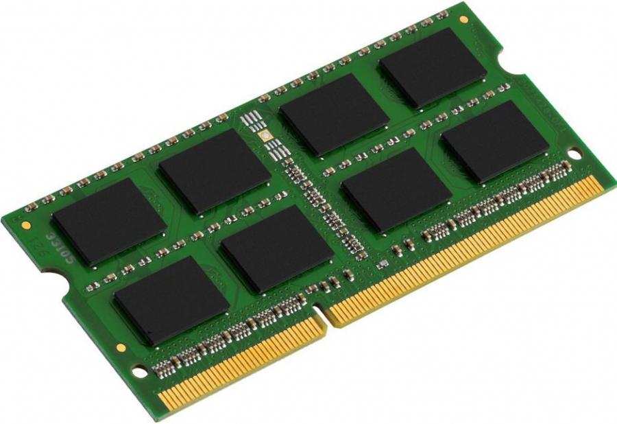 Памет Kingston 8GB SODIMM DDR3L PC3-12800 1600MHz CL11 KVR16LS11/8