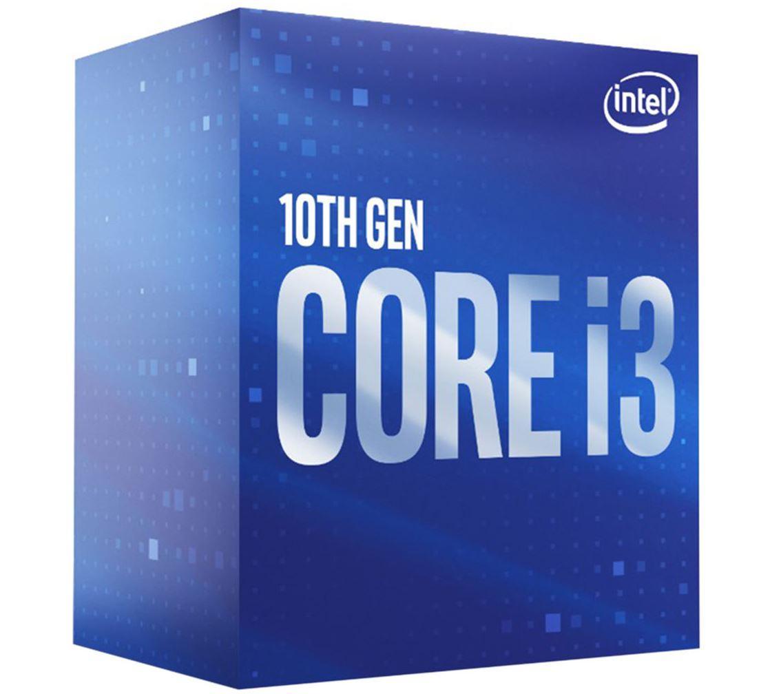 Процесор Intel Comet Lake-S Core I3-10100 4 cores, 3.6Ghz (Up to 4.30Ghz), 6MB, 65W, LGA1200, BOX