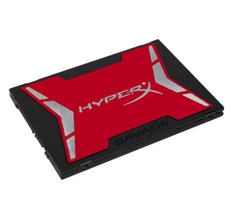 "Solid State Drive (SSD) KINGSTON HyperX Savage, 2.5"", 240GB, SATA3"