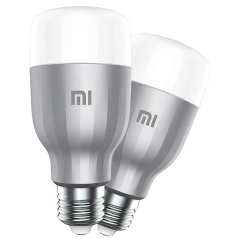 LED крушка Xiaomi Mi LED Smart Bulb, Wi-Fi, 10W, E27, 1700 - 6500K, 2 бр.