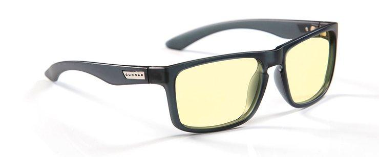 Геймърски очила GUNNAR INTERCEPT Smoke, Amber, Черни