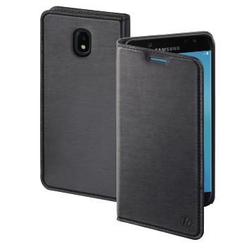 Калъф HAMA Slim за Samsung Galaxy J7 (2017), тъмно сив