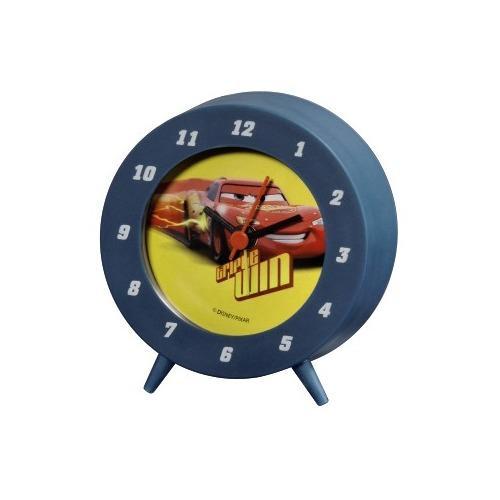"Детски часовник/будилник ""Кола"" HAMA 106923, Син"