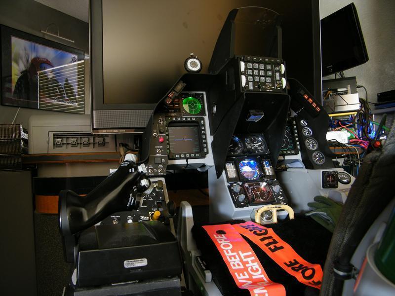 Панели за авиосимулатор пилотска кабина THRUSTMASTER,  MFD Cougar Pack,  за PC