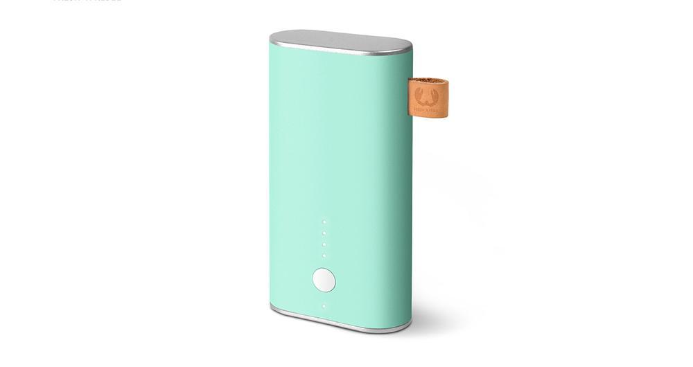 Външна батерия Fresh & Rebel Powerbank 6000 mAh Peppermint