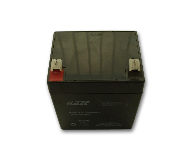 Оловна Батерия Haze (HZS12-5) 12V / 5Ah - 90 / 70 / 101mm AGM