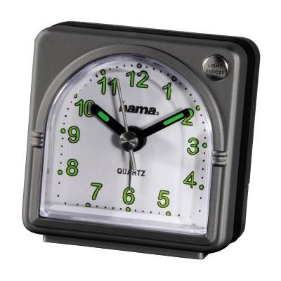 Будилник/Часовник A20 с аналогов циферблат HAMA 92644