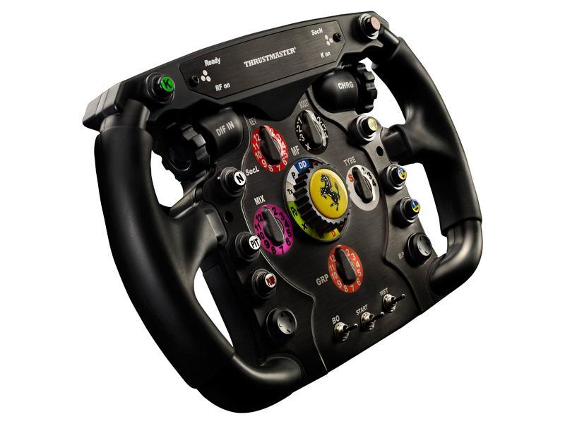 Волан THRUSTMASTER, Ferrari F1 Wheel Add-On, серия  Ferrari