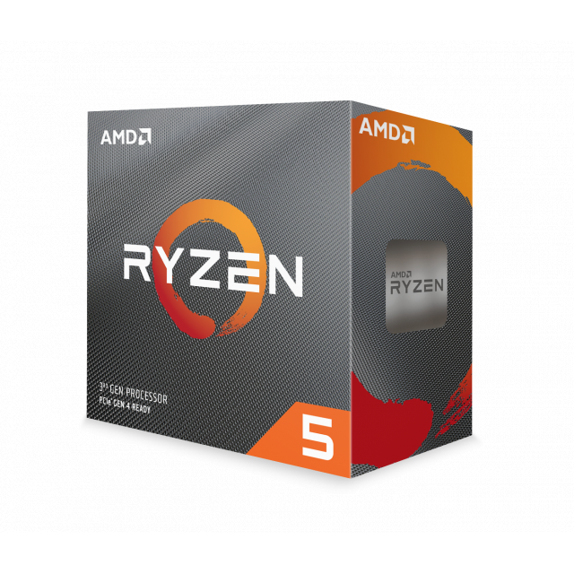 CPU AMD RYZEN 5 3600 6-Core 3.6 GHz (4.2 GHz Turbo) 35MB/65W/AM4/BOX
