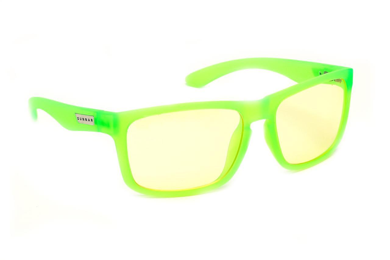 Геймърски очила GUNNAR INTERCEPT Kryptonite, Amber, Жълт