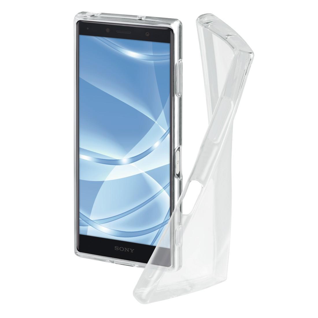 Гръб HAMA Crystal Clear за Sony Xperia XZ2 Compact, прозрачен