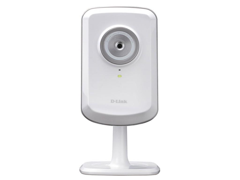 Камера за наблюдение IP D-Link DCS-930L, безжична