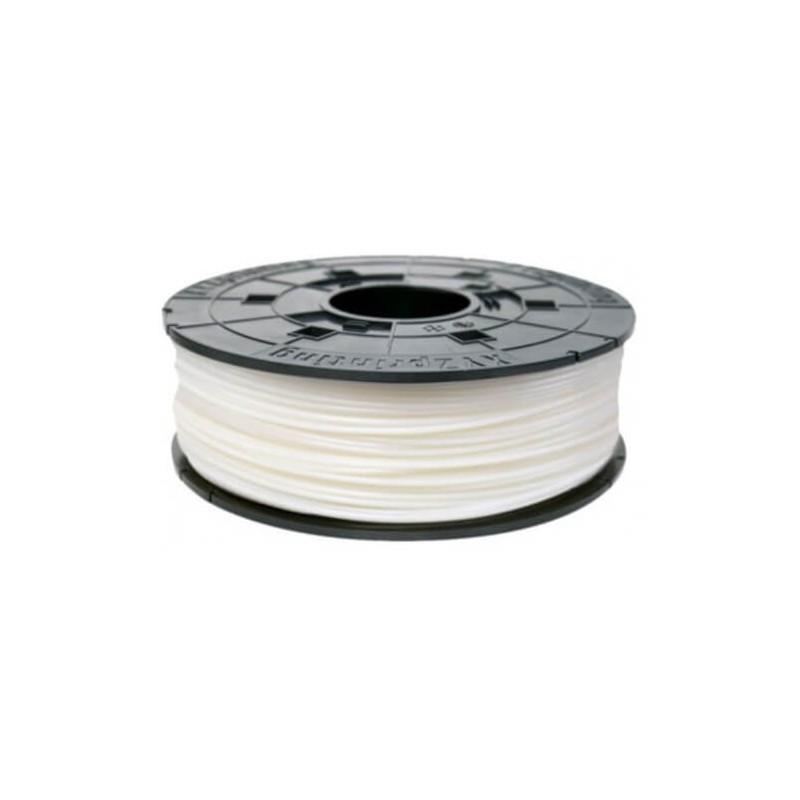 Консуматив за 3D принтер XYZ printing RF10BXEU02B, ABS refil, 1.75 mm, 600, Снежно бял