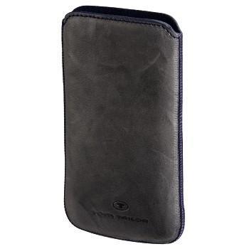 """Калъф за мобилен телефон HAMA """"Tom Tailor Crumpled Colors"""" 115821, Сив"""