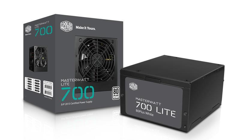Захранващ блок Cooler Master MasterWatt Lite, 700W 80+