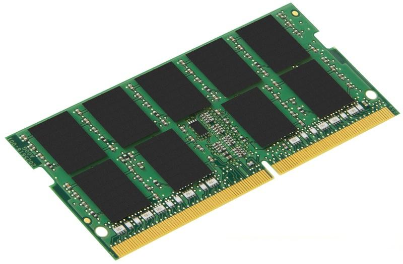 Памет Kingston 4GB SODIMM DDR4 PC4-19200 2400MHz CL17 KVR24S17S6/4