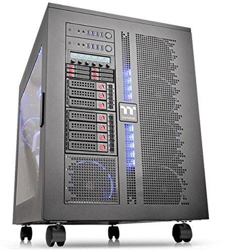 """Чекмедже за твърд диск Thermaltake Max 3504, 4 x 2.5""""/3.5"""" Multi Bay в 5.25"""""""