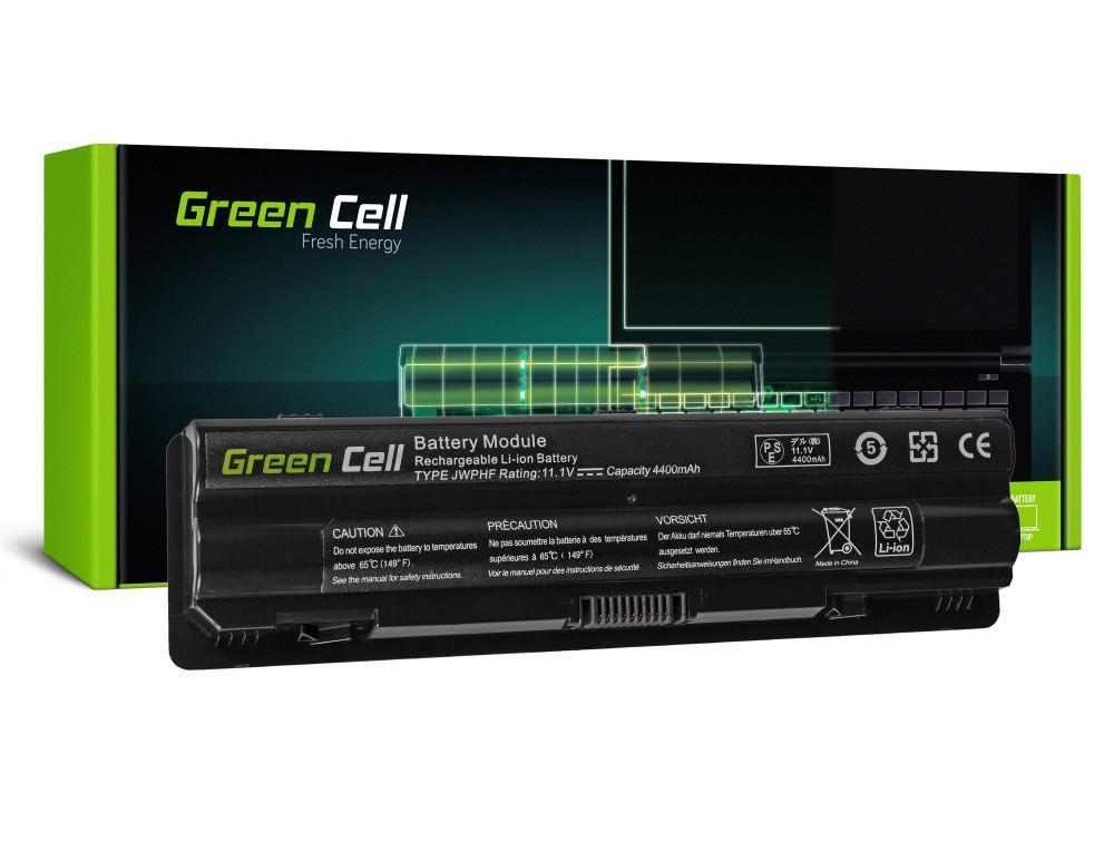 Батерия  за лаптоп Dell XPS 14 14D 15 15D 17 11.1V 4400mAh GREEN CELL
