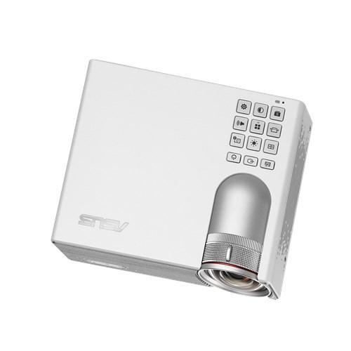 Преносим LED Видеопроектор ASUS P3B, 800; 100 000:1; HDMI, USB, WXGA; 12 000mAh батерия