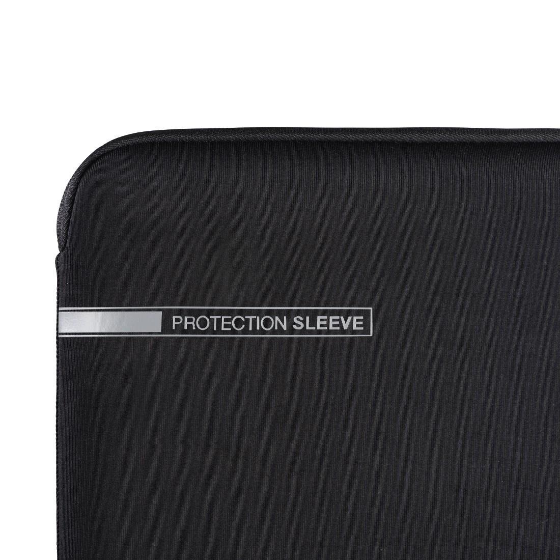 "Калъф за лаптоп HAMA Neoprene, до 44 cm (17.3""), Черен"