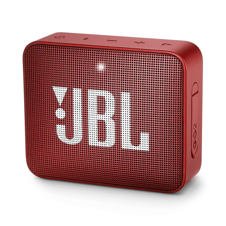 Блутут колонка JBL GO 2 Червен
