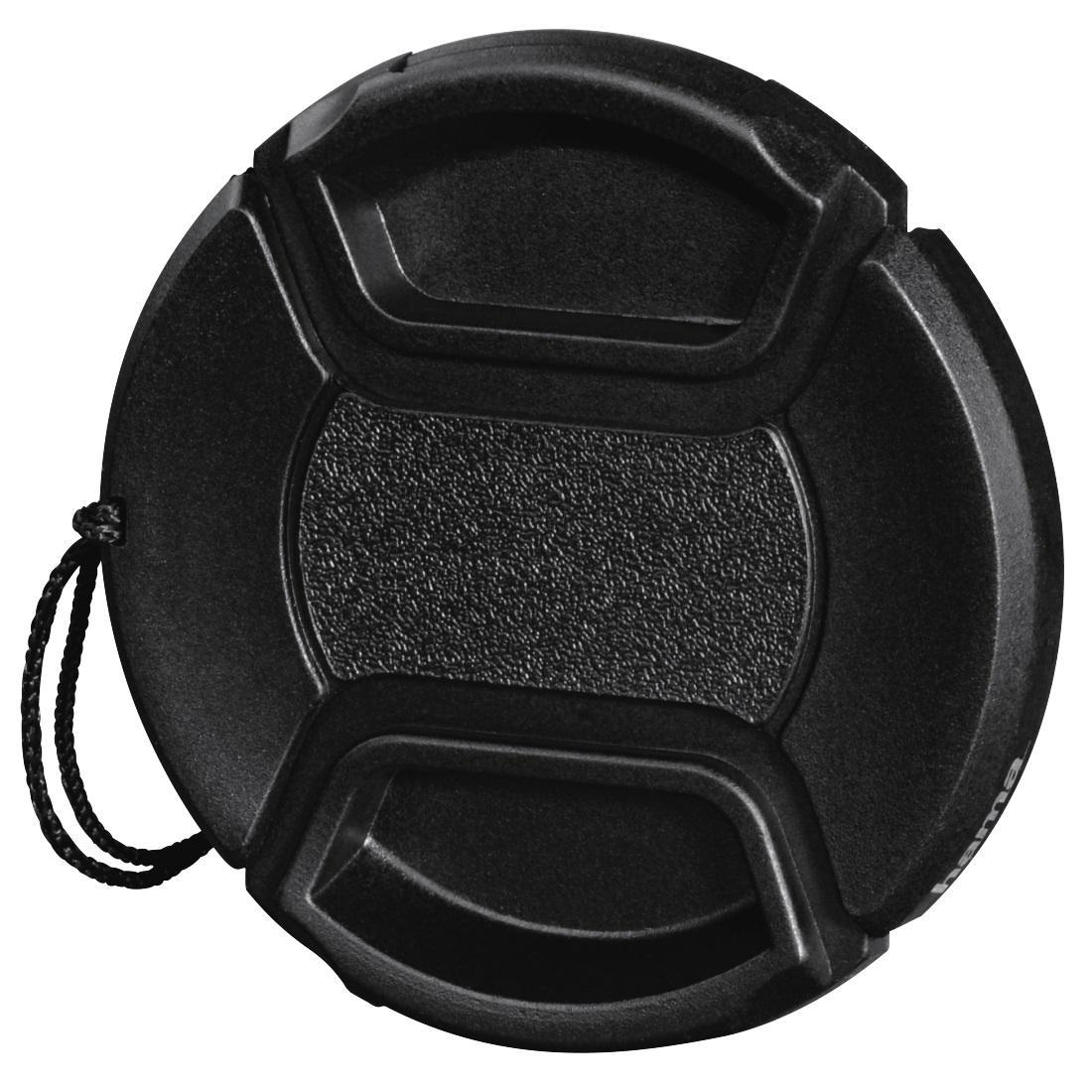 Капачка за обектив HAMA Smart-Snap, 62 mm