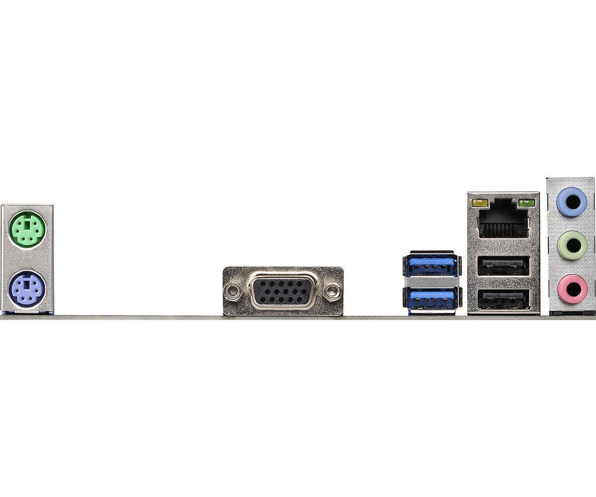 Дънна платка ASROCK H81M-VG4 R3.0, Socket 1150, Micro ATX, DDR3