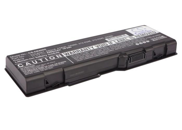 Батерия за лаптоп DELL INSPIRON 6000 , 11.1V, 4400mAh, Черен, Cameron sino