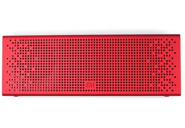 Блутут колонка Xiaomi Mi Bluetooth Speaker (Red), 6W RMS, Микрофон, Червена