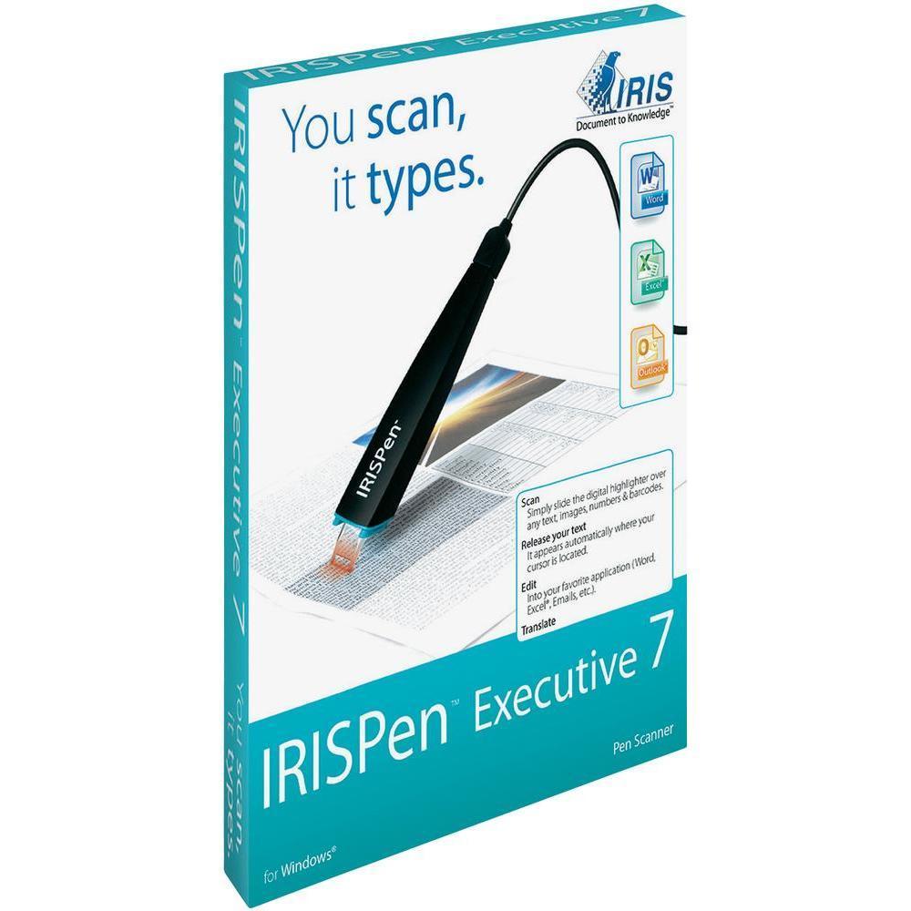 Преносим скенер iris IRISPen Executive 7