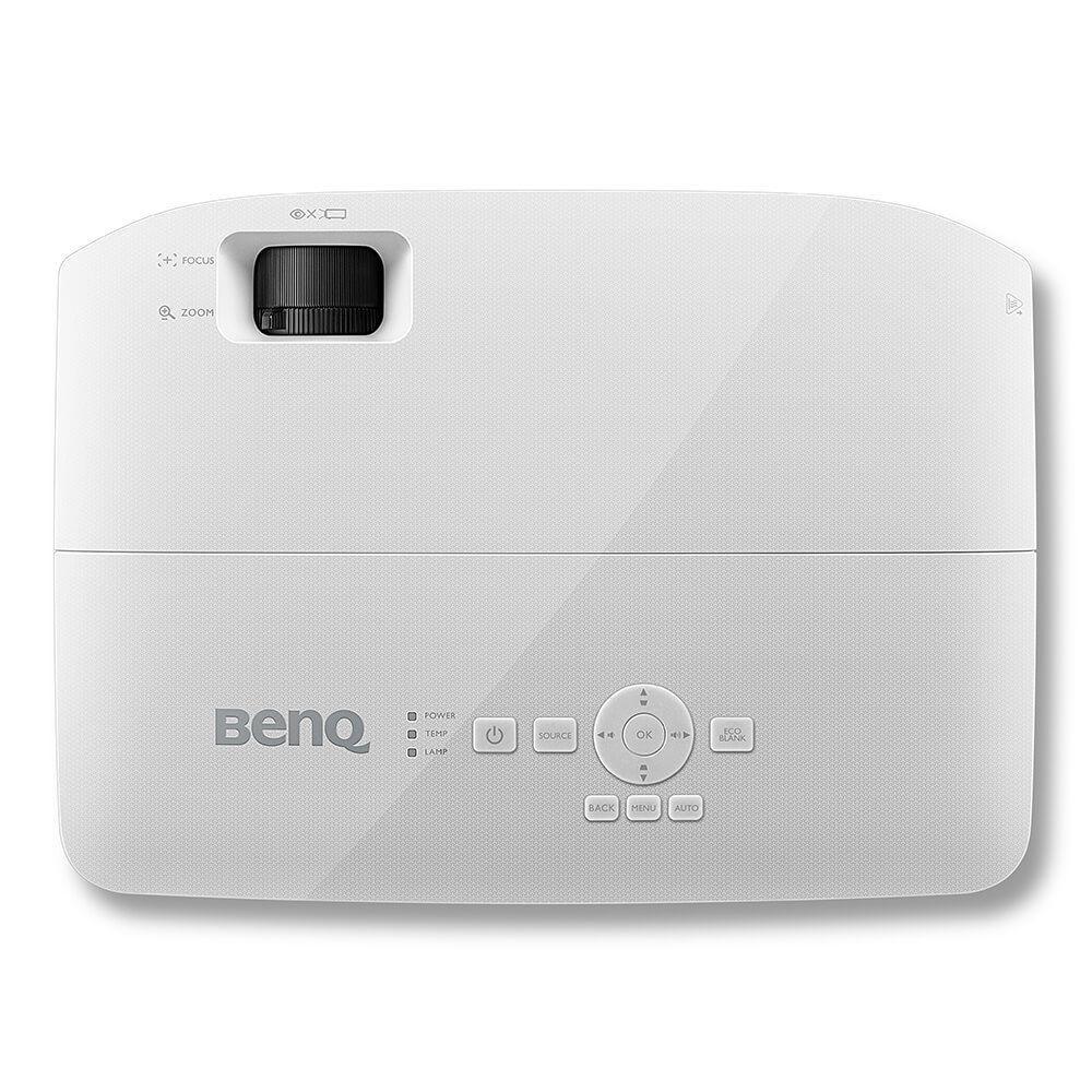 Видеопроектор BenQ MX535,DLP, XGA, 3600 ANSI, 15 000:1