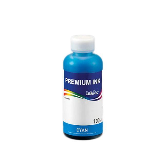 Бутилка с мастило INKTEC за Canon BCI-5/6, Cyan, 100 ml