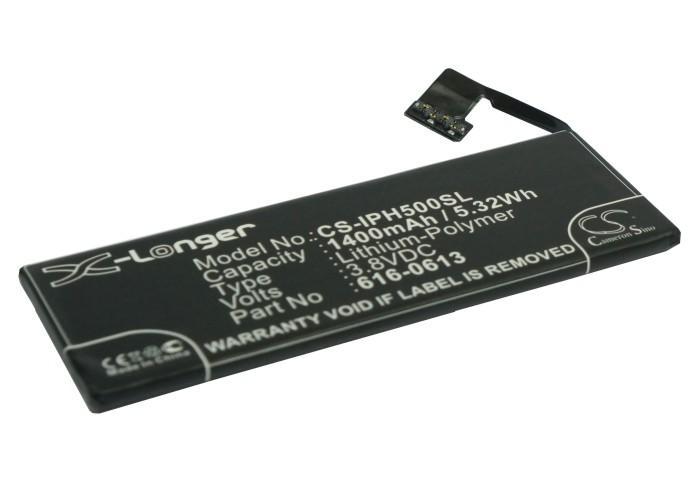 Батерия за телефон за Apple Iphone 5 3.8V 1400mAh CAMERON SINO