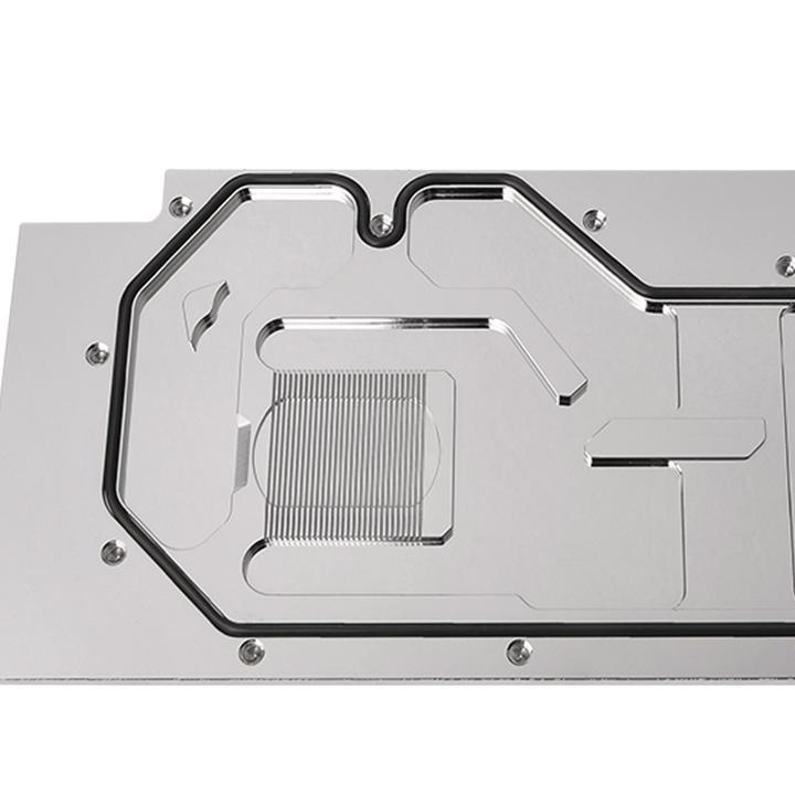 Воден блок съвместим с NVIDIA GeForce GTX 1080/1070 Thermaltake, Pacific V-GTX 10 Series Founders Edition