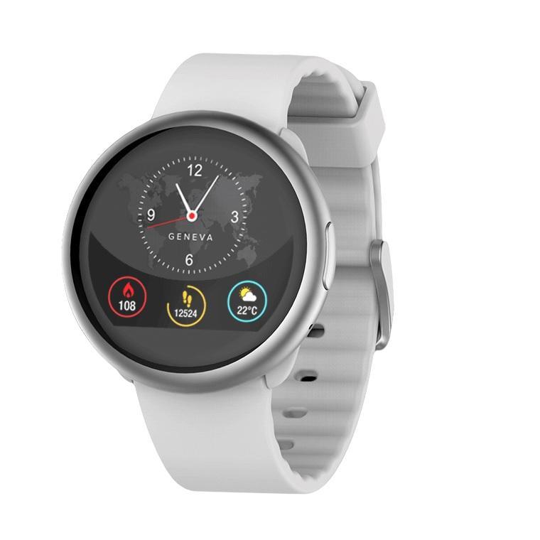 Смарт часовник MyKronoz ZeRound2, Сребрист