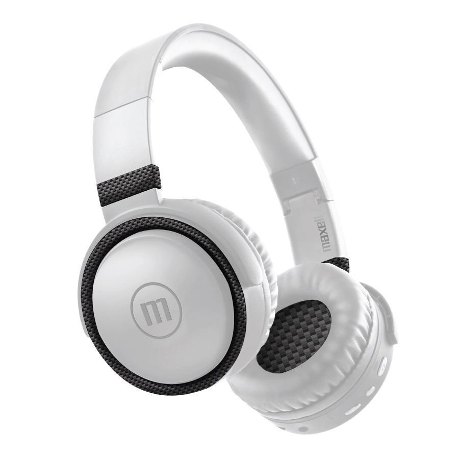 Блутут слушалки MAXELL BTB52, Бели