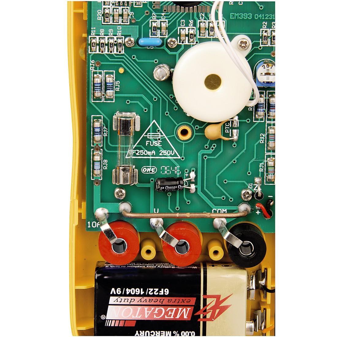 Цифров мултицет HAMA EM393B 81700