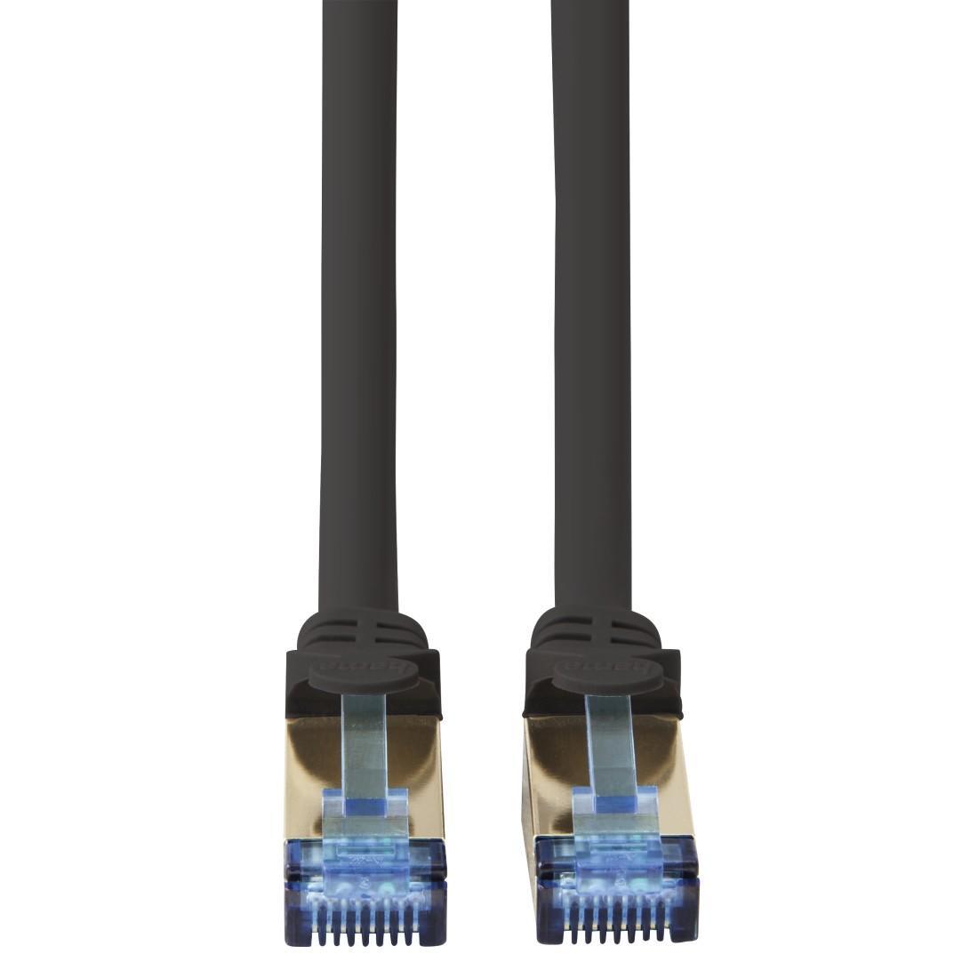 Мрежов кабел HAMA PIMF, CAT 6. RJ-45, 5 m, 3 Star, Сив