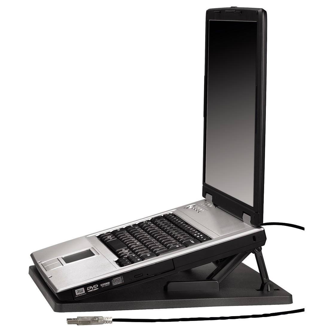 """Охладител за лаптоп HAMA """"Compact"""" 39796"""