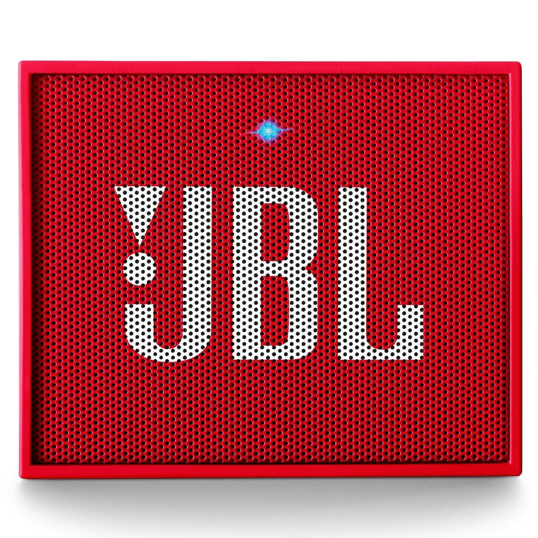 Блутут колонка JBL GO, Червен