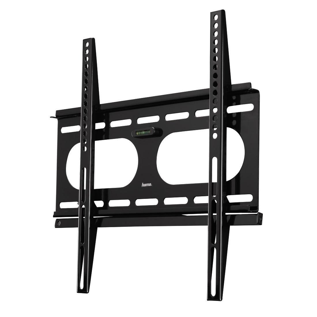 """Стенна стойка за TV HAMA 11757, Фиксирана, 32""""-56"""", 50 кг, Черна"""