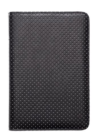Калъф Pocketbook Dots cover за eBook четец, 6 inch, Черен