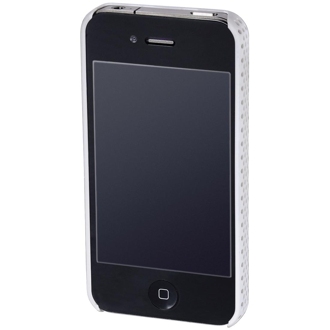 "Гръб за Apple iPhone 4 ""Air"" 107139, Бял"