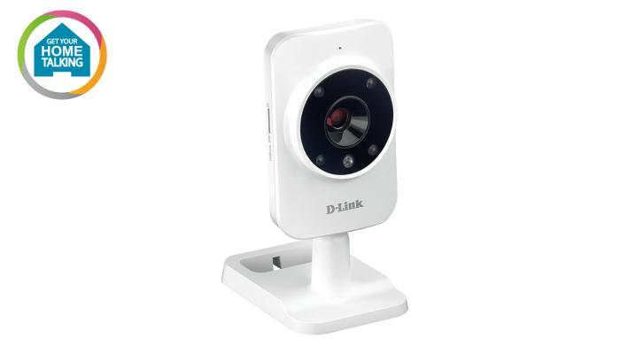 Камера за наблюдение  D-Link mydlink Home DCS-935LH, безжична